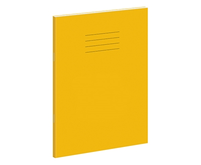 Picture of 9 x 7 Plain Exercise Books