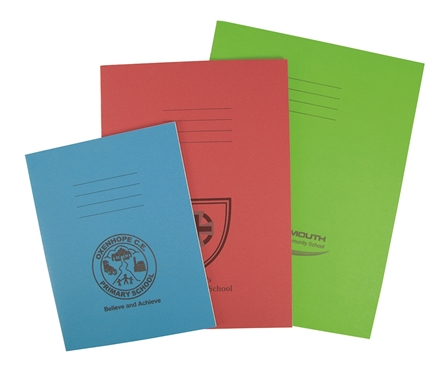 Picture for category All Personalised Exercise Books