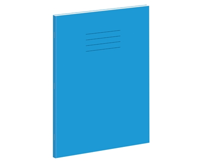 Picture of A4+ 5mm Squared Exercise Books
