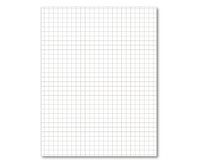 Picture of 9 x 7 7mm Squared Exercise Book